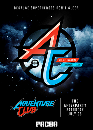 Adventure Club After Party at Pacha