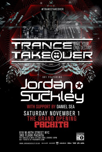 trance takeover