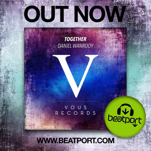 Daniel Wanrooy - Together (VOUS records)(outnow)