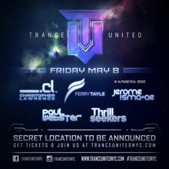 TRANCE UNITED NYC: Main Image