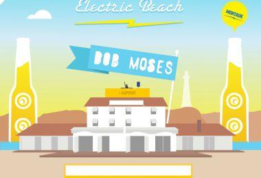 Bob Moses Announced For Corona Electric Beach 8/7 Montauk