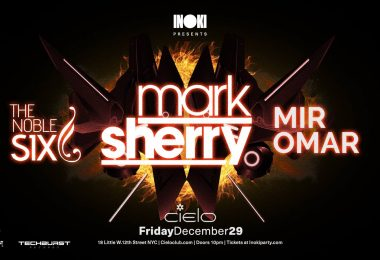 Inoki Presents: Mark Sherry, The Noble Six  & Mir Omar: WIN TICKETS!