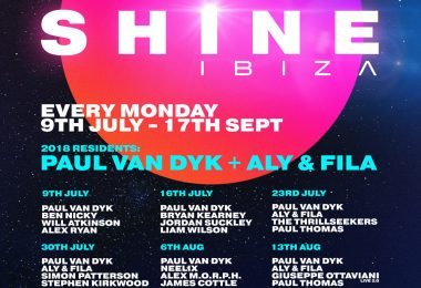 SHINE – The New Destination For Trance In Ibiza – At Vista Club @ Privilege