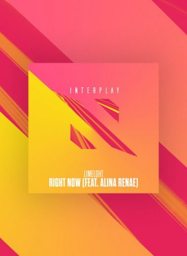 """Limelght ft. Alina Renae- """"Right Now"""" [Interplay Recordings]"""